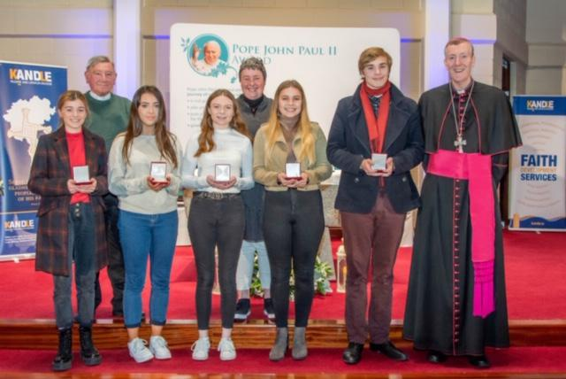 John Paul II awardees2019